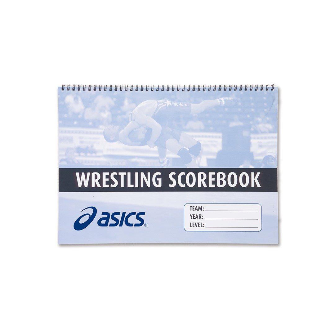 ASICS® Wrestling Scorebook