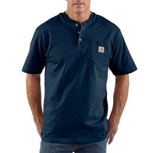 Display product reviews for Carhartt Men's Workwear Short Sleeve Henley