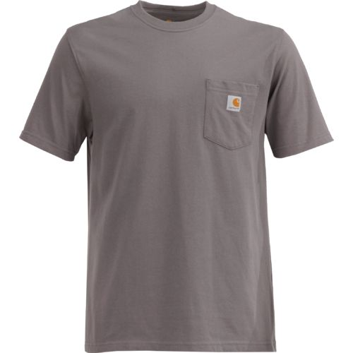 Image for Carhartt Men's Short Sleeve Work Wear Pocket T-shirt from Academy