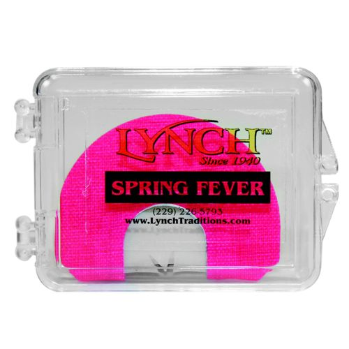Lynch Spring Fever Triple Reed V-Cut DIA Turkey Call