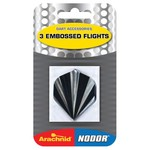 Nodor® Embossed Flights 3-Pack