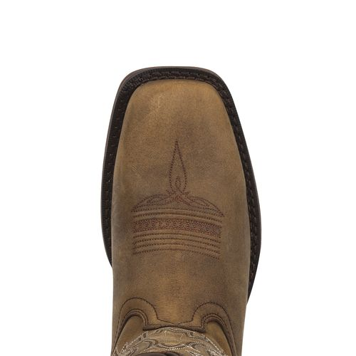 Durango Men's Square-Toe Pull-On Western Boots - view number 5