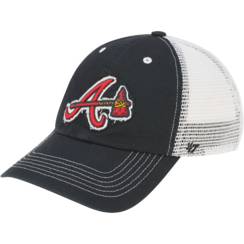 '47 Men's Atlanta Braves Blue Mountain Cap