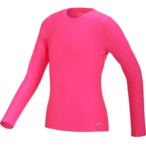 Display product reviews for BCG Girls' Cold Weather Long Sleeve Crew Top