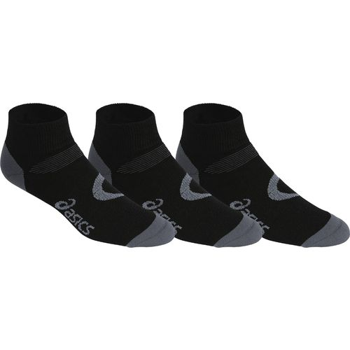 ASICS® Adults' Intensity™ Quarter Socks 3 Pack