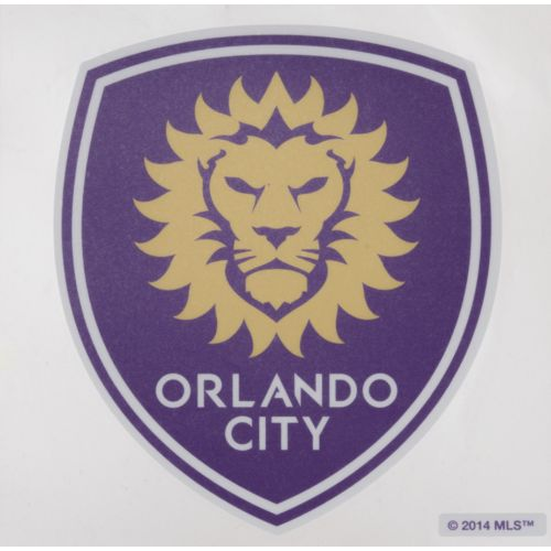 WinCraft Orlando City SC Perfect Cut Color Decal