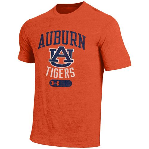 Under Armour™ Men's Auburn University Triblend Short Sleeve T-shirt