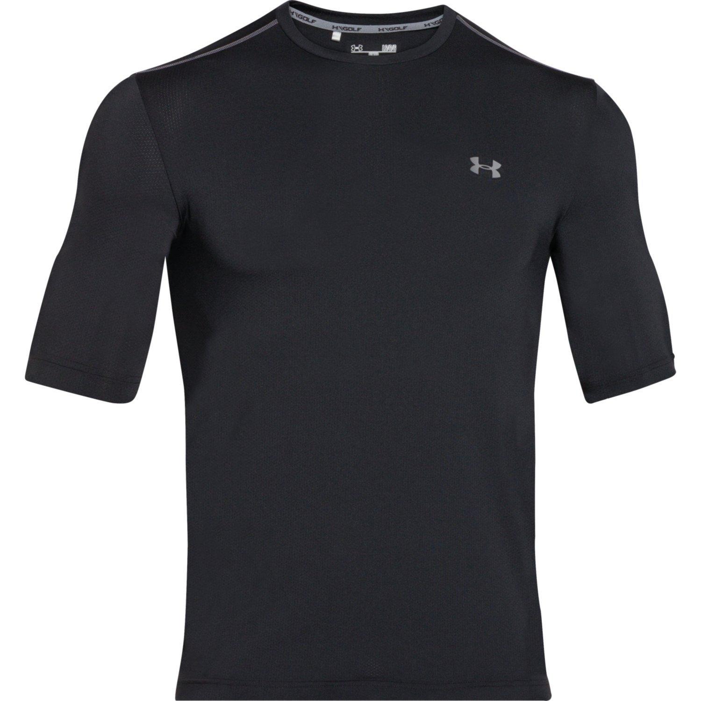 Under Armour Men 39 S Golflayer Short Sleeve T Shirt Academy