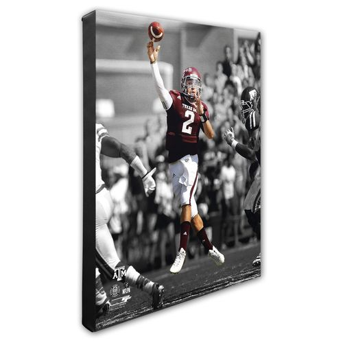 Photo File Texas A&M University Johnny Manziel 8