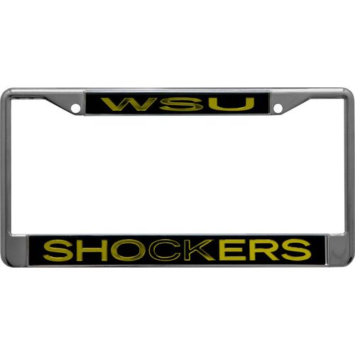 Stockdale Wichita State University License Plate Frame