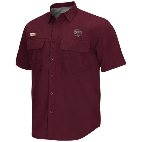 Chiliwear Men's Missouri State University Swivel Short Sleeve