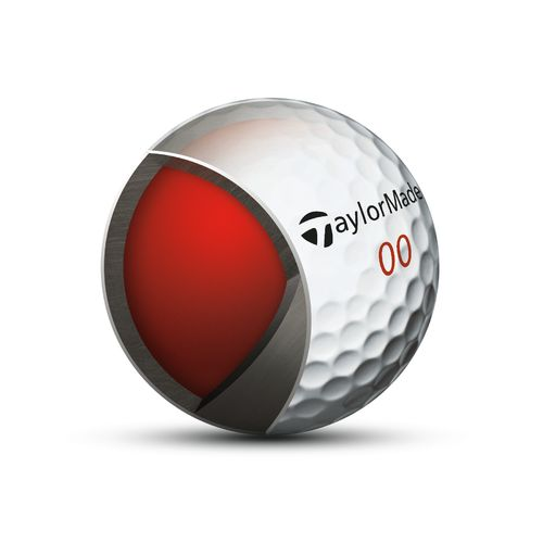 TaylorMade AEROBURNER™ Pro Golf Balls 12-Pack - view number 3