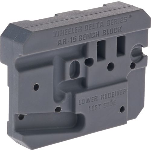 Display product reviews for Wheeler® Engineering AR Armorer's Bench Block