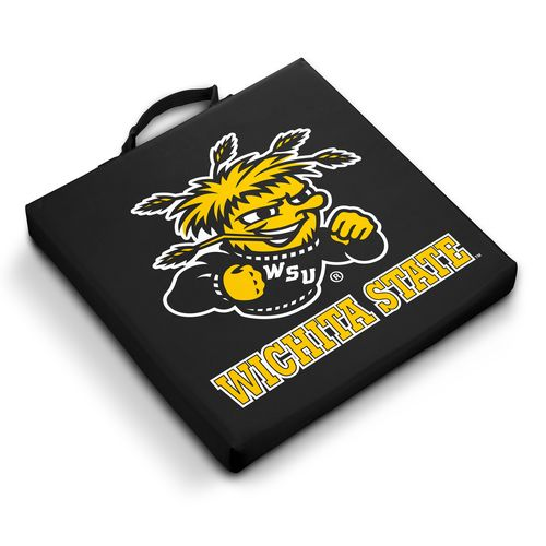 Logo™ Wichita State University Stadium Cushion