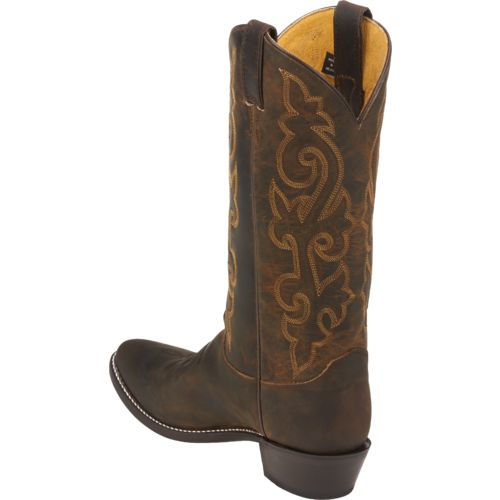 Justin Men's Bay Apache Western Boots - view number 3