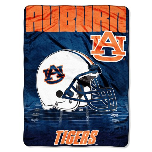 The Northwest Company Auburn University Overtime Micro Raschel Throw