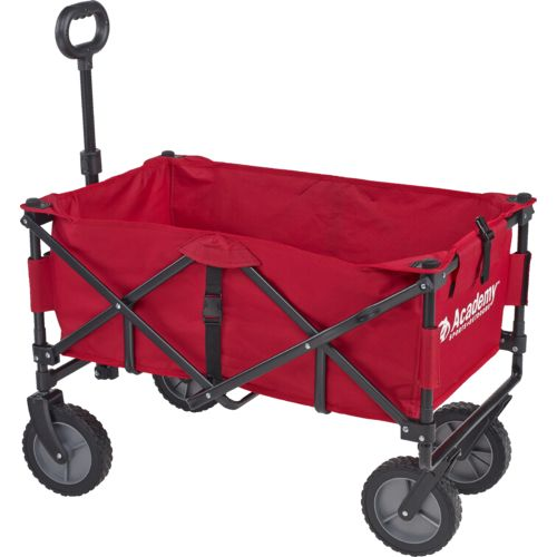 Academy Sports + Outdoors Folding Sport Wagon with Removable Bed - view number 2
