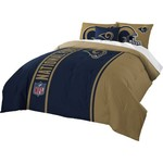 The Northwest Company St. Louis Rams Full-Size Comforter and Sham Set