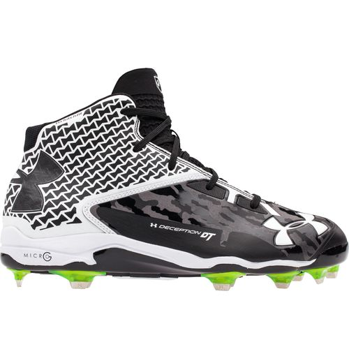 Under Armour™ Men's Deception Mid DT Baseball Cleats