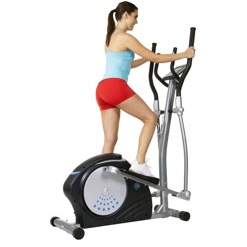 Display product reviews for Body Power Magnetic Elliptical Trainer