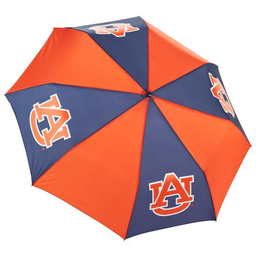 "Storm Duds Auburn University 42"" Super Pocket Mini Folding Umbrella"