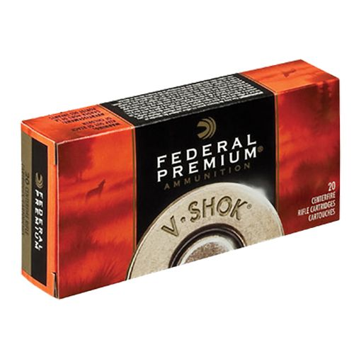 Federal Premium V-Shok .243 Win 70-Grain Centerfire Rifle Ammunition - view number 1
