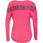 Boxercraft Women's Sam Houston State University Pom Pom Long Sleeve Jersey