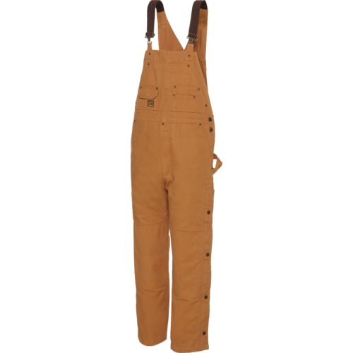 Brazos Men's Carpenter Insulated Overall
