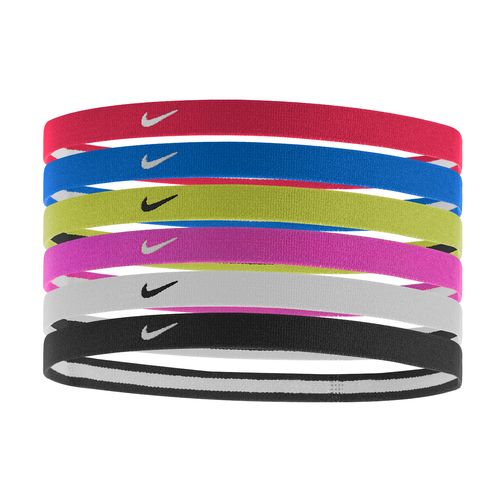 Nike Women's Swoosh Sport 2.0 Headbands 6-Pack