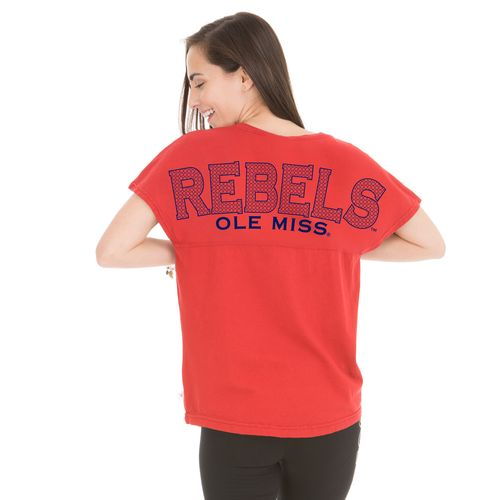Venley Women's University of Mississippi Callie Game Day T-shirt