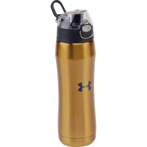 Display product reviews for Thermos Under Armour 18 oz Vacuum-Insulated Stainless-Steel Bottle