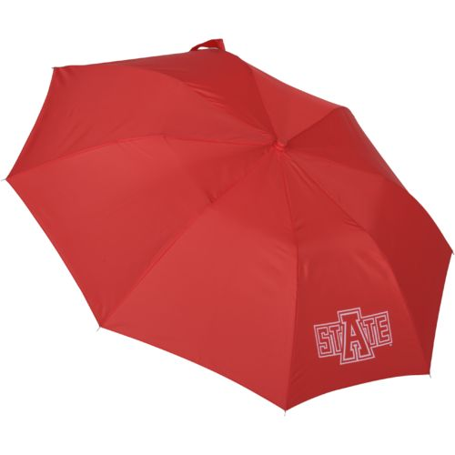 "Storm Duds Arkansas State University 42"" Automatic Folding Umbrella"