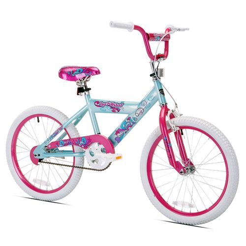 "KENT Girls' Lucky Star 20"" Bicycle"