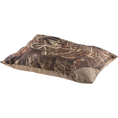 "Realtree Quilted Khaki Corner 30"" x 40"" Pet Bed"