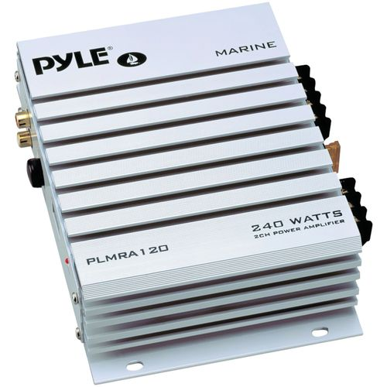 Pyle Hydra Series 240W Marine Amp