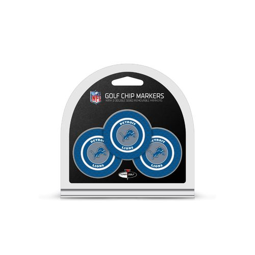 Team Golf Detroit Lions Poker Chip and Golf