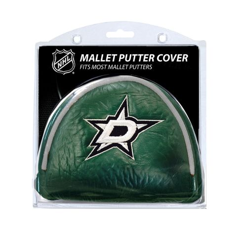 Team Golf Dallas Stars Mallet Putter Cover - view number 1