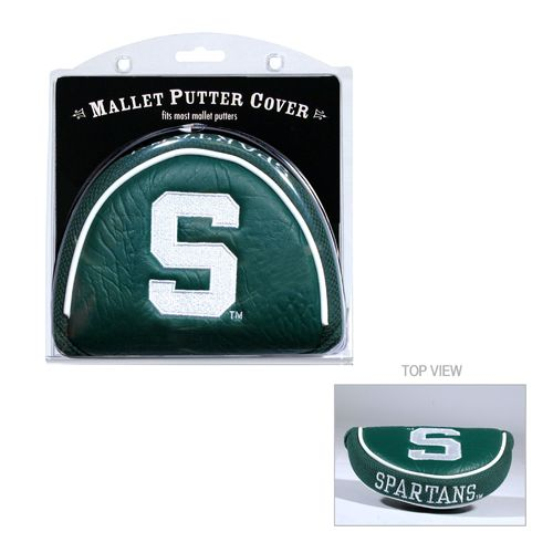 Team Golf Michigan State University Mallet Putter Cover