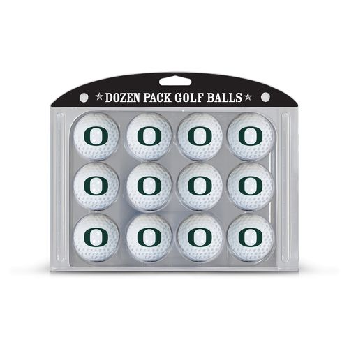Team Golf University of Oregon Golf Balls 12-Pack