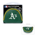 Team Golf Oakland Athletics Mallet Putter Cover - view number 1