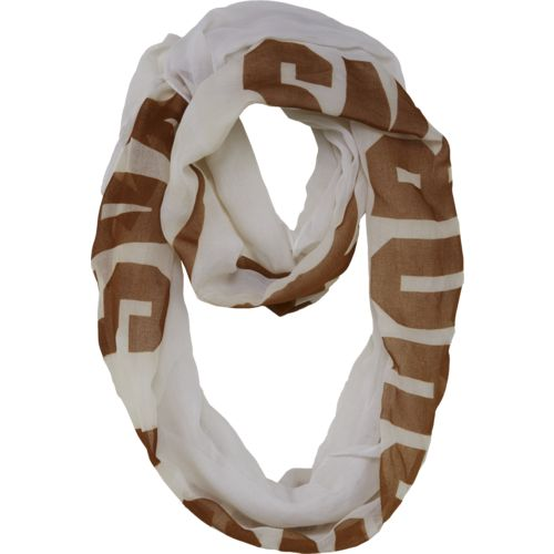 NCAA Women's University of Texas Wordmark Infinity Scarf