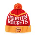 '47 Adults' Houston Rockets Linesman Cuff Knit Cap