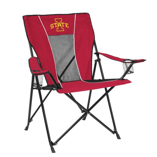 Logo™ Iowa State University Game Time Chair