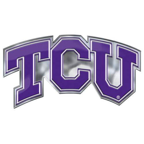 Team ProMark Texas Christian University Color Emblem - view number 1