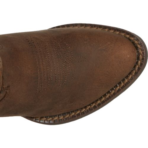 Justin Kids' Buffalo AQHA Foundation Western Boots - view number 4