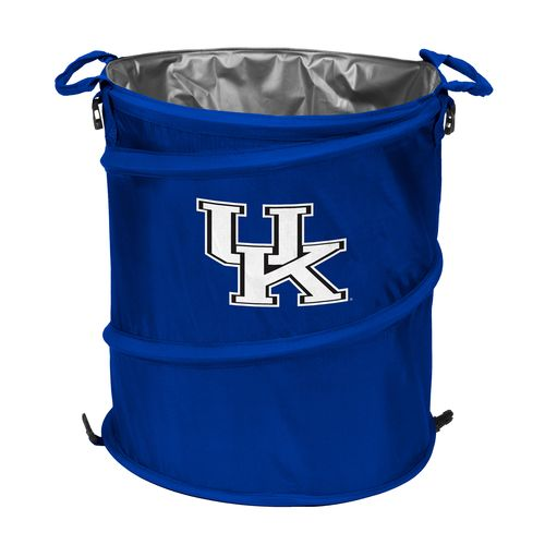 Logo™ University of Kentucky Collapsible 3-in-1 Cooler/Hamper/Wastebasket