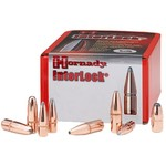 Hornady InterLock Round Nose Bullets - view number 1