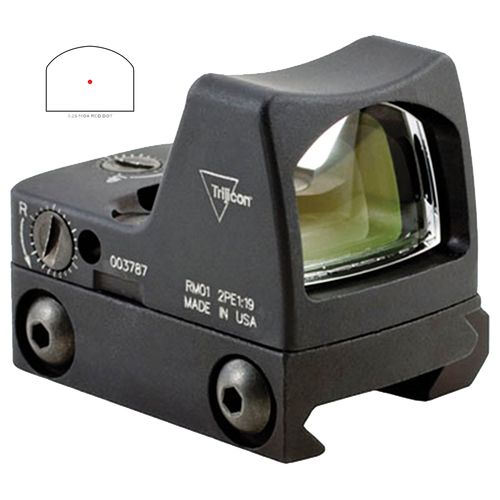 Display product reviews for Trijicon RMR Illuminated Red Dot Sight