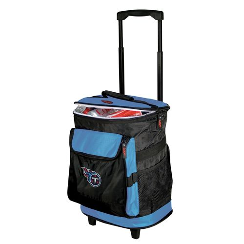 Logo™ Tennessee Titans Rolling Cooler