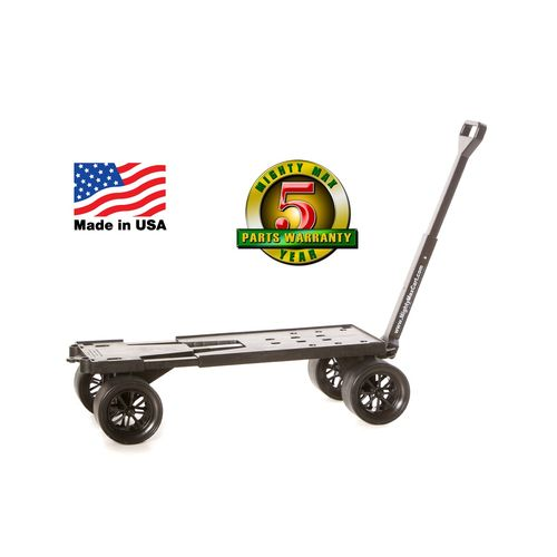 Mighty Max Cart Expandable Flatbed Cart